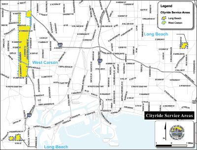Cityride - LADOT Transit