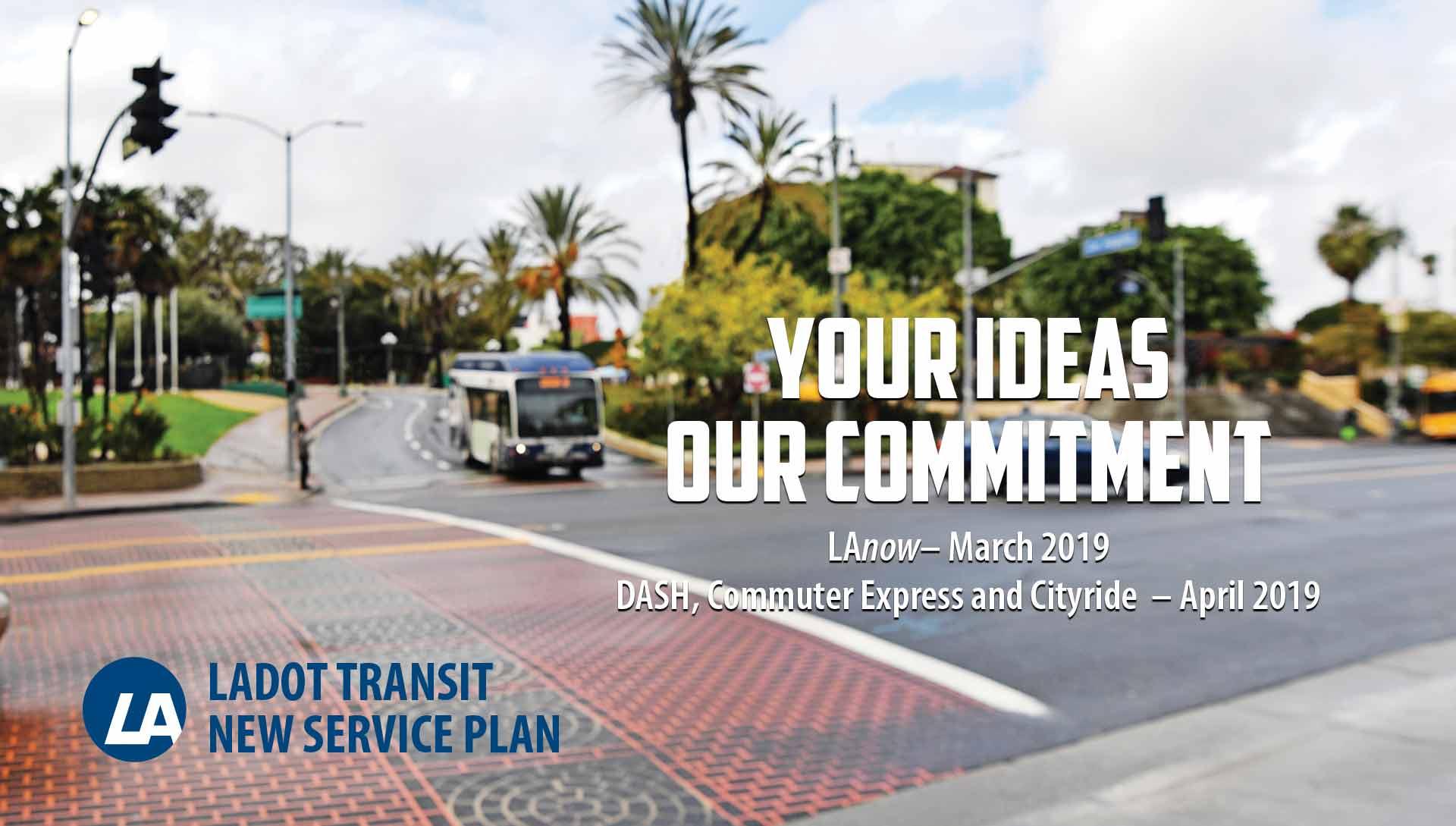 News & Service Alerts - LADOT Transit